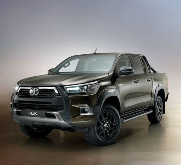 All New Toyota Hilux 4 WD