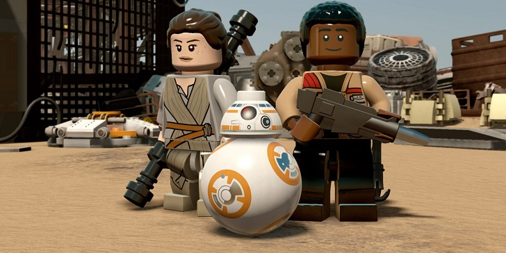 Lego Star Wars: The Skywalker Saga Gameplay
