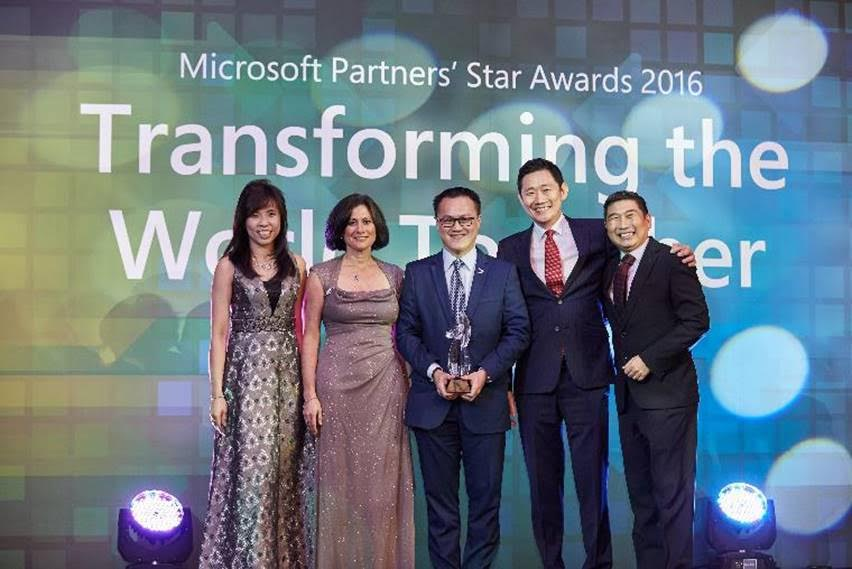 Microsoft Singapore names Accenture/Avanade Country Partner