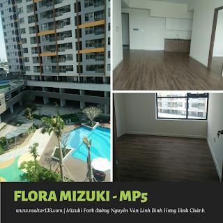cho thuê căn hộ flora mizuki khu đô thị mizuki park bình chánh