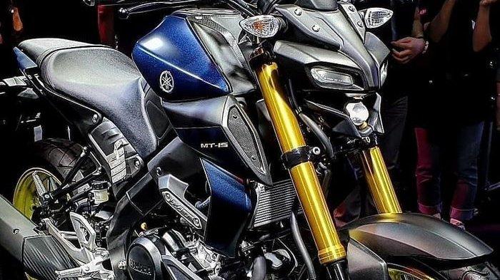 tabel spesifikasi Yamaha MT15 Indonesia dan harga