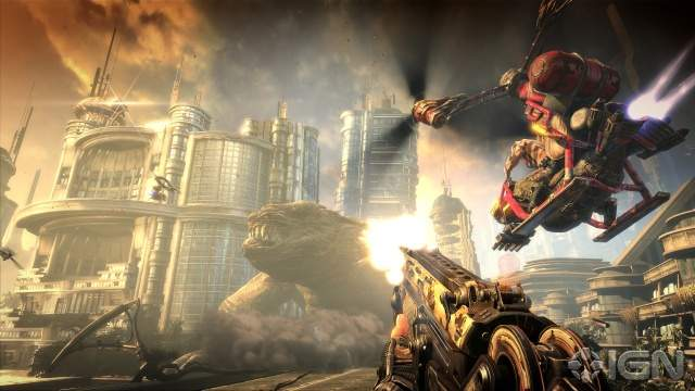 Bulletstorm Complete Edition PC Full Español