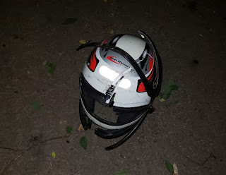 Em Caratinga que ocorreu o acidente