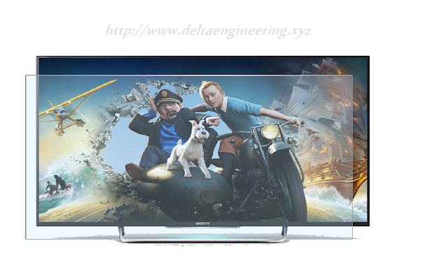 غطاء حماية شاشة تلفزيون 58 بوصة