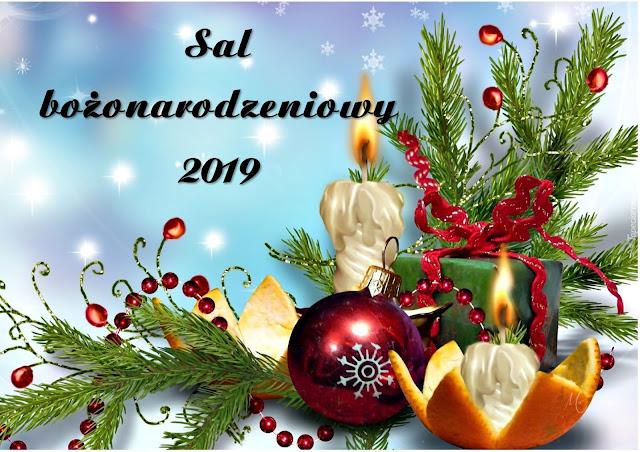 Sal bożonarodzeniowy 2019