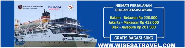 Agen Tiket PELNI Surabaya