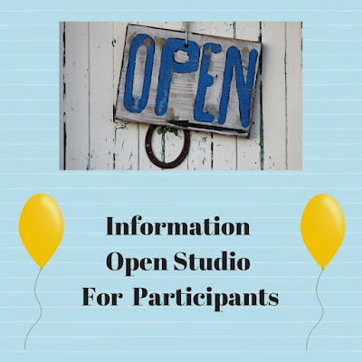 Information Open Studio for Participants.