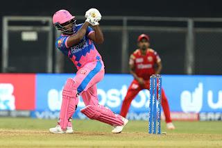 Sanju Samson 119 vs Punjab Kings Highlights