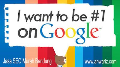 Jasa SEO Murah Bandung Bergaransi Halaman 1 Google
