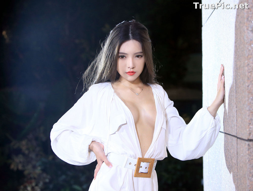 Image Taiwanese Model – 莊舒潔 (ViVi) – Sexy and Pure Baby In Night - TruePic.net - Picture-72