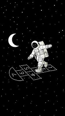 خلفيات جوال رائد فضاء صورة 1