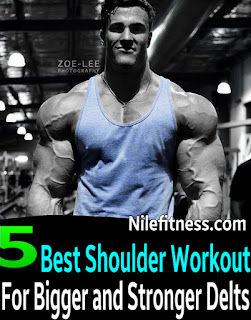 best workouts for shoulders,shoulder workouts at the gym