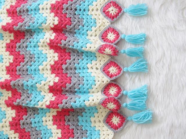 Afghan Crochet Pattern