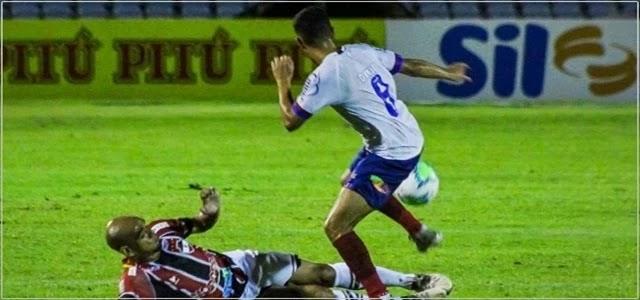 O Bahia está fora da Copa do Brasil 2020. O tricolor perdeu, fora de casa, para o River/PI pelo placar de 1×0, gol de Jean Natal.