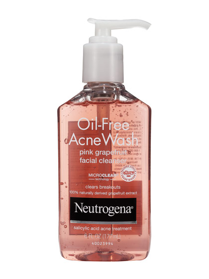 Yeah, yeah, ragger, ragger     : Neutrogena Oil-Free Acne
