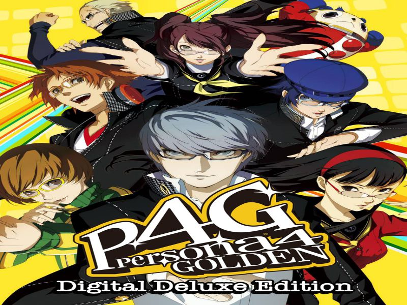Download Persona 4 Game PC Free