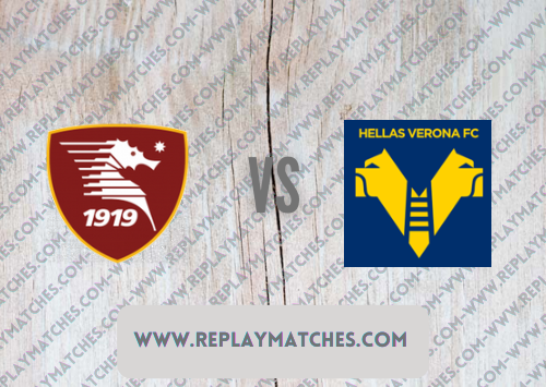 Salernitana vs Verona Highlights 22 September 2021