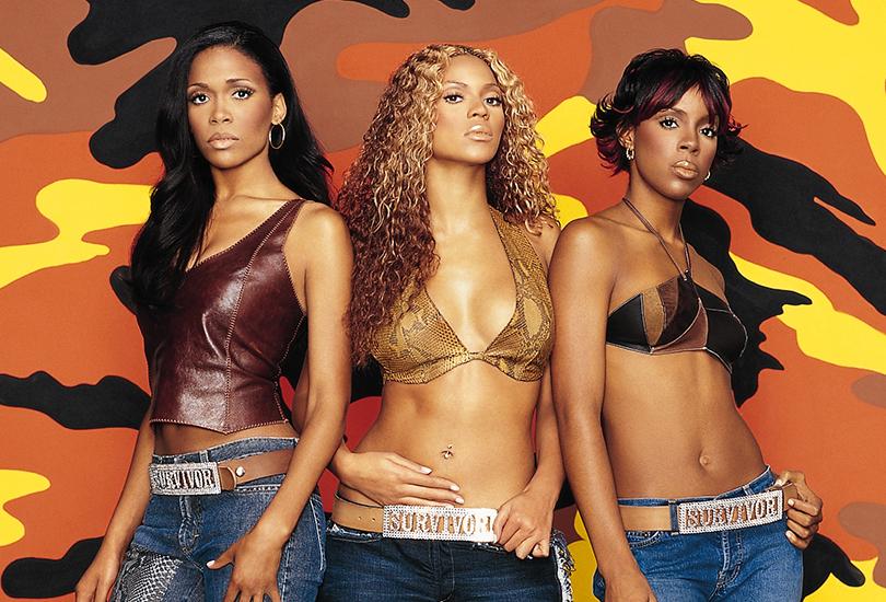 Album Review: Destiny's Child - Survivor | Random J Pop