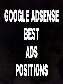 Google AdSense Tips: The Best Positions To Place AdSense Code For High ClickThrough Rate And Increased Revenue