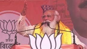দিদি, কেন্দ্রীয় বাহিনীর ওপর আক্রমন করেও রেহাই পাবেন না : মোদী