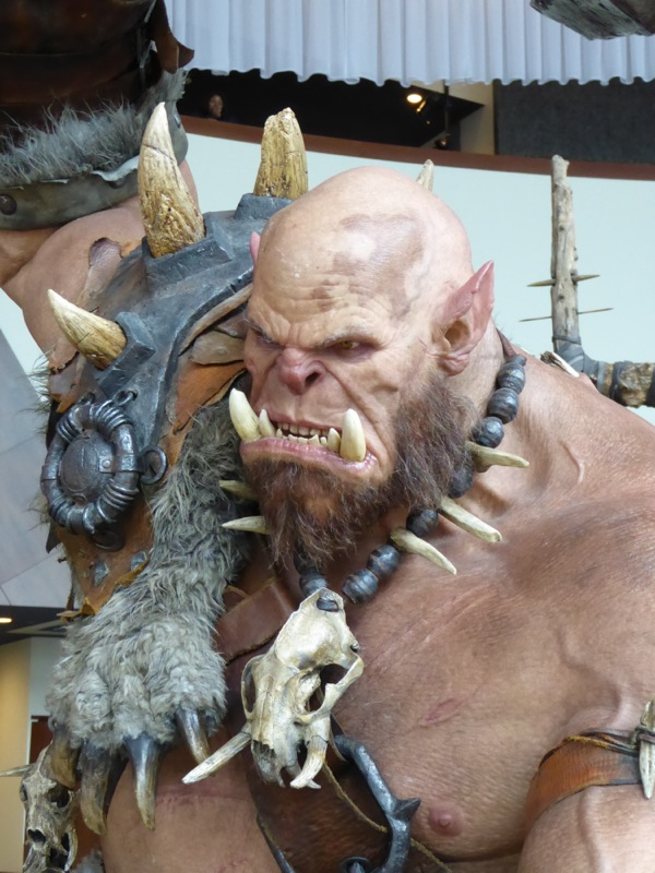 Orgrim Doomhammer Warcraft