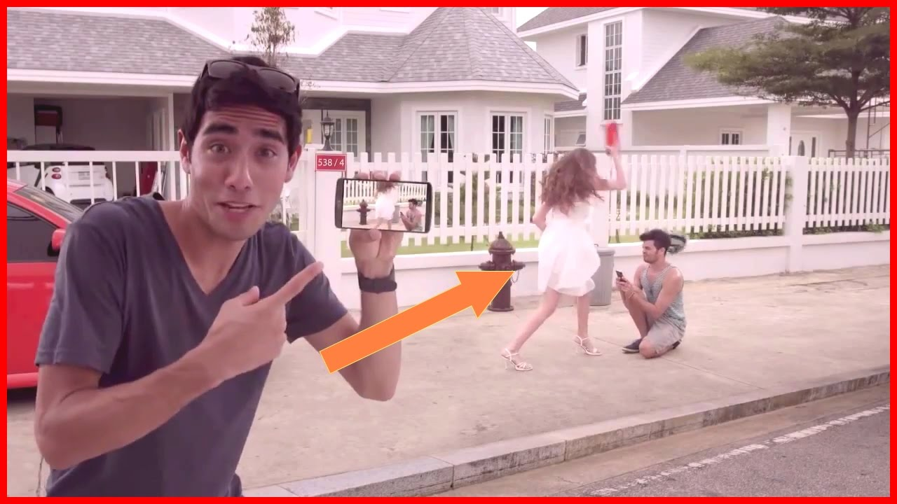 Funny Videos 2017 Best magic tricks ever Zach King