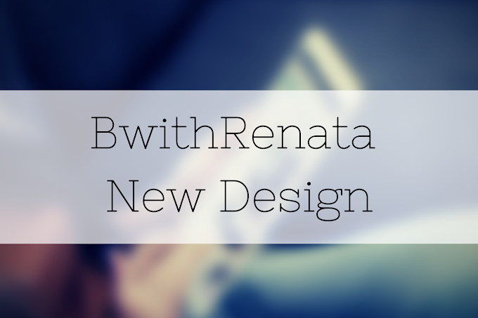 Blog Design : BwithRenata