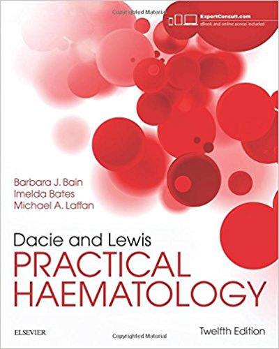 Dacie and Lewis Practical Haematology, 12e 1