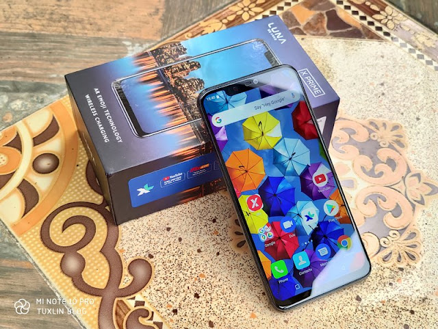 Luna X Prime Review: Smartphone Canggih yang Kini Turun Kelas