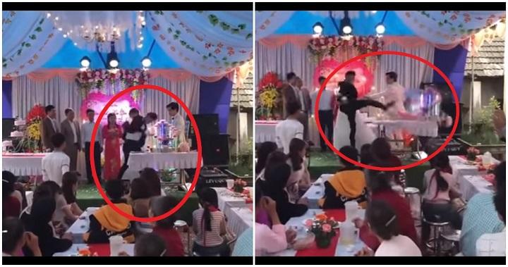 Viral! Pengantin Pria Ngamuk di Acara Pernikahan, Alasannya Mengejutkan