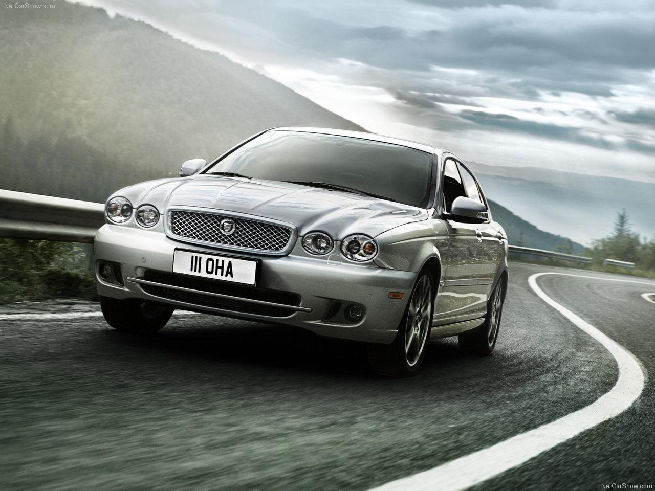 Jaguar X-Type (2008)