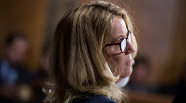 Christine Blasey Ford Wants to Move On