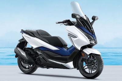 Daftar Harga dan Spesifikasi Honda Forza 250