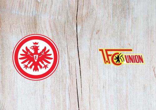 Eintracht Frankfurt vs Union Berlin -Highlights 20 March 2021
