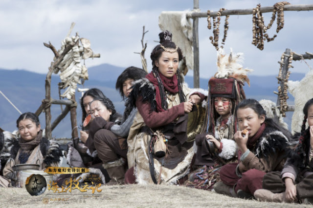 Tribes and Empires Storm of Prophecy c-drama stills