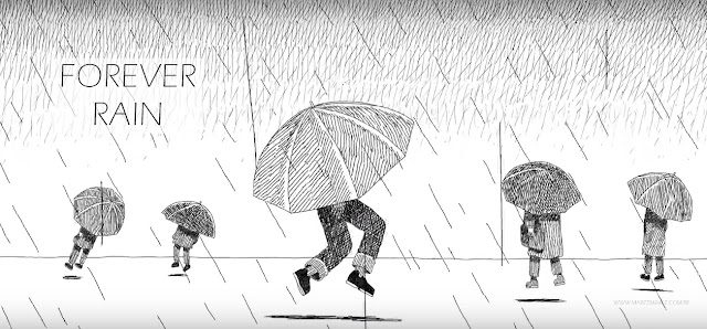 "Forever Rain - ""영원히 rain ""  RM - mixtape mono"
