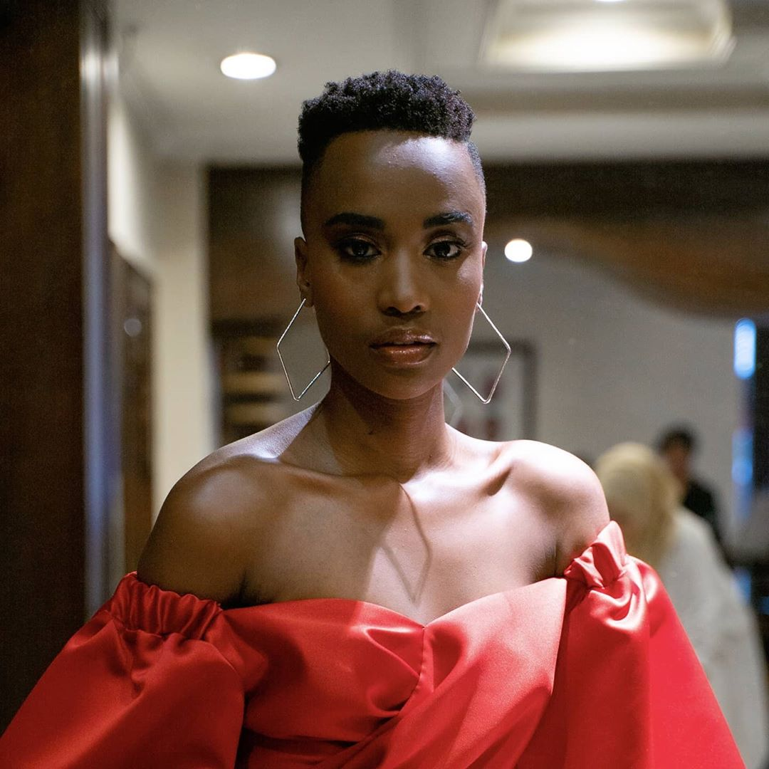 Miss Universe Zozibini Heartbroken By Uptake In GBV Reports During Covid-19 Outbreak!
