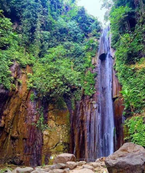 Destinasi Wisata Air Terjun Coban Canggu Mojokerto