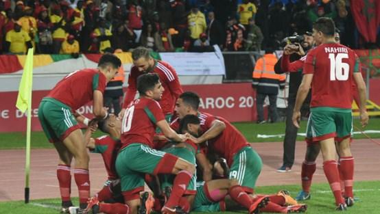 موعد مباراة المغرب وناميبيا والقنوات الناقلة مجانا