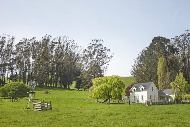 Another Easter egg hunt and potluck in West Marin