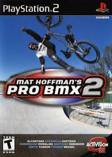 Mat Hoffman's Pro BMX 2 (PS2) 2002