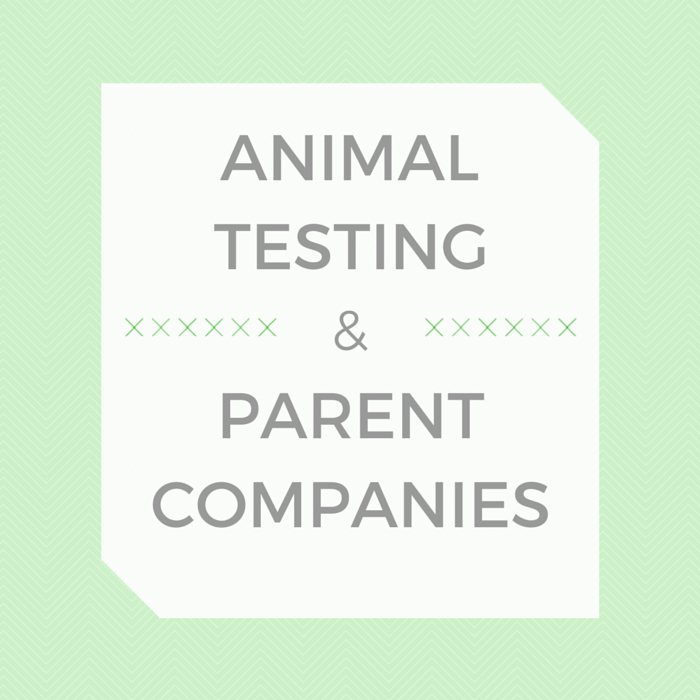 Animal Testing & Parent Companies on Lovely Witches. Should you buy from a cruelty-free brand with a testing parent company or boycott?