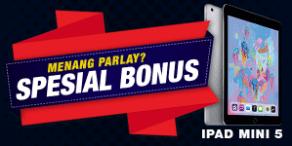 Jackpot Parlay ITCBET IPAD Mini 5