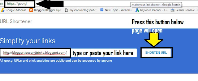 Create Your Own Custom URL/Link Shortener