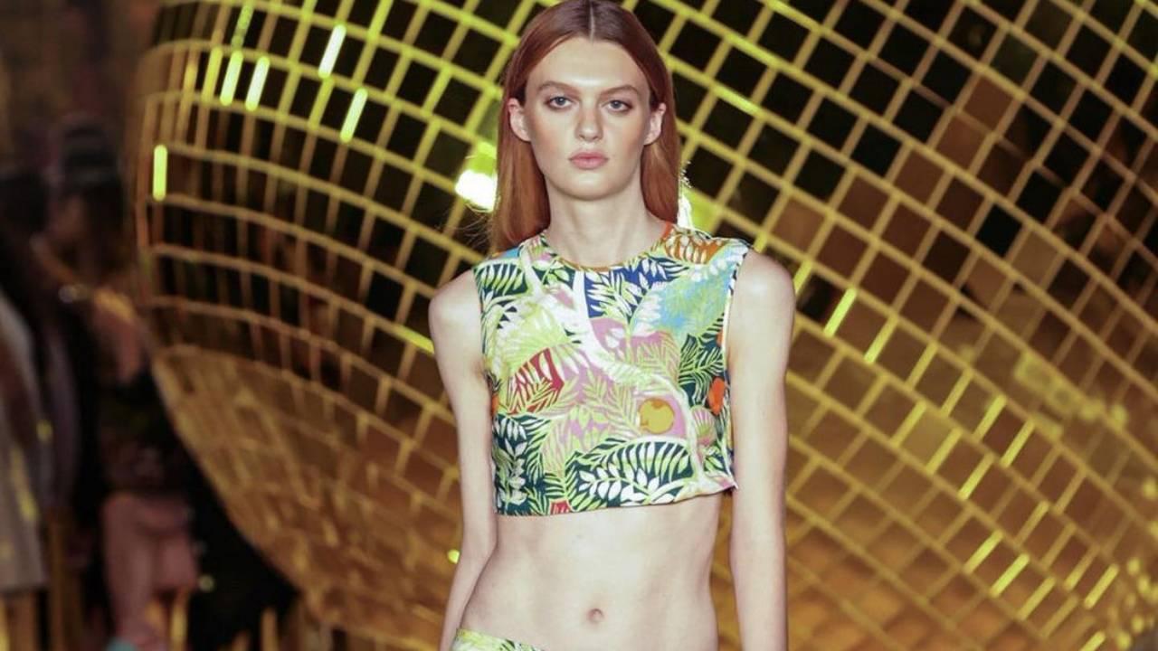 Ariel Nicholson – Most Beautiful Transgender Runway Model