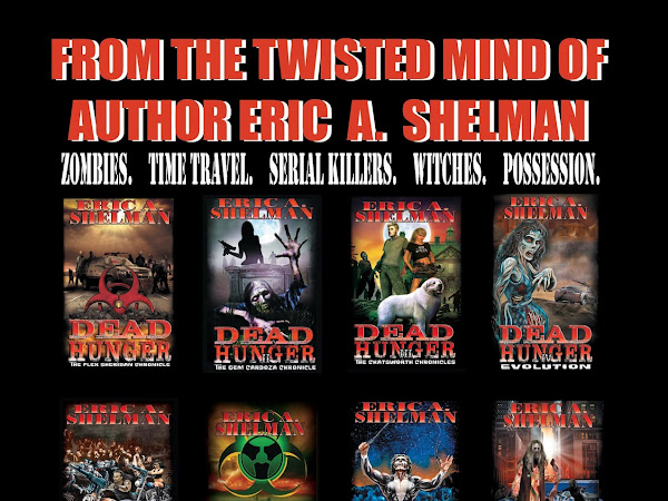Summer of Zombie: A Teaser from Scabs by Eric A. Shelman