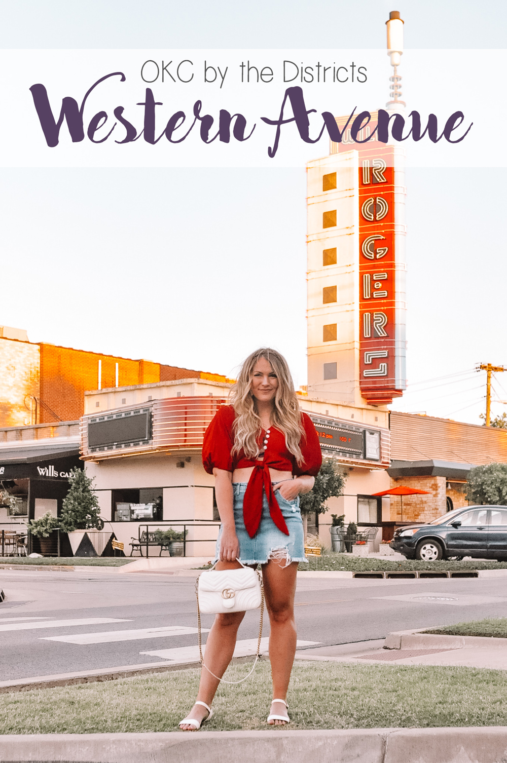 Oklahoma City blogger Amanda's OK shares her favorite spots in the Western Avenue District