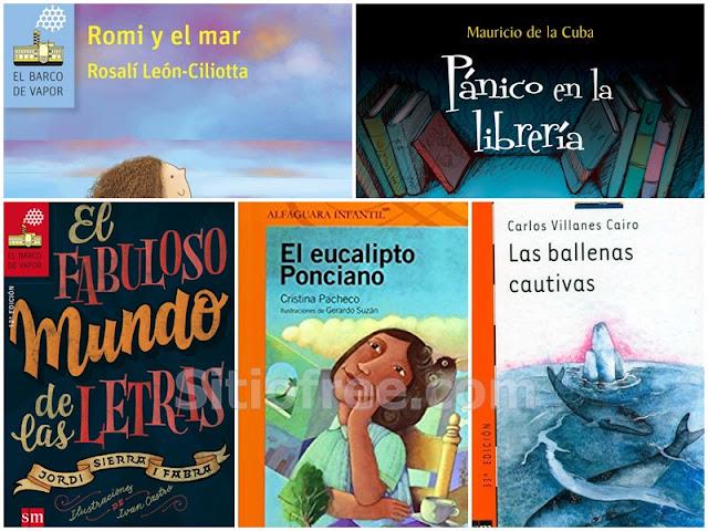Libros recomendados para niños