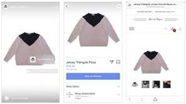 cara membuat toko di instagram shopping