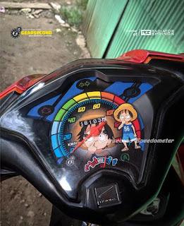 biaya jasa custom speedometer motor jogja